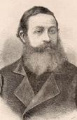 Portrait of Alphonse Favier (1837-1905) - Catholic Missionary - Beijing (China)