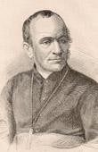 Portrait of Paul Bigandet (1813-1894) - Bishop - Catholic Missionary - Meridional Burma