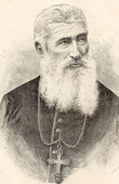Portrait of Jean Marcel Touvier (1825-1888) - Bishop - Abyssinia - Ethiopia (Africa) - Catholic Missionaries