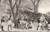 West Africa - Ethnic group - Ashanti - Catholic Missionaries - R.P. Brun and Moreau