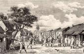 Mandschurei (Asien) - Christenverfolgung - Verhaftung von P. Conraux - Ausländische Vertretungen