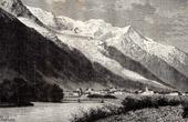 Mont Blanc - Monte Bianco - Chamonix - Haute-Savoie (France)
