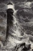 Phare d'Eddystone - Plymouth (Angleterre - Grande-Bretagne)