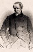 Portrait of Nicolas-Toussaint Charlet (1792-1845)