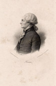 Retrato de Jean-Pierre Claris de Florian (1755-1794) - Fabulista Franc�s