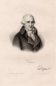 Portrait of Charles-François Dupuis (1742-1809) - French Author - Politician