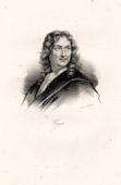 Portrait of Pierre Puget (1620-1694) - French Painter - Architect - Sculpture - Classicism