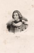 Portrait of Philippe de Commines (1445-1511) - Politician - Journalist - Historian