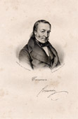 Portrait of Cormenin (1788-1868) - French Politician - Jurisconsulte