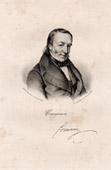 Portrait of Cormenin (1788-1868) - French Politician - Jurisconsulte