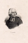 Portrait of �tienne Bonnot de Condillac (1715-1780) - French Philosopher