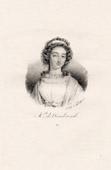 Portrait of Mademoiselle de Sombreuil (1768-1823)