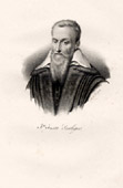 Portrait of Joseph Juste Scaliger (1540-1609) - French Author - Latin - Chronology