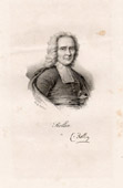 Portrait of Charles Rollin (1661-1741) - French Historian