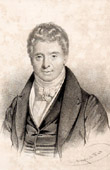 Portrait of Daniel O'Connell (1775-1847) - Irish Politician