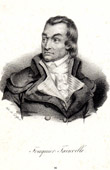 Portrait of Fouquier-Tinville (1746-1795) - Public Prosecutor of the Revolutionary Tribunal
