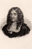 Portrait of Pierre Paul Riquet (1609-1680) - Baron de Bonrepos - Ing�nieur - Canal du Midi