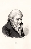 Portrait of Fran�ois-Joseph Gossec (1734-1829) - Musician - French Composer