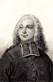 Portrait of Abb� Pr�vost (1697-1763) - French author and novelist