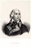 Retrato de Jean Charles Pichegru (1761-1804) - General de la Revolución Francesa