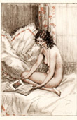 Erotic Art - Erotica - Collection Paul-Émile Bécat 12/24