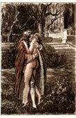 Erotic Art - Erotica - Collection Paul-Émile Bécat 13/24