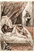 Erotic Art - Erotica - Collection Paul-Émile Bécat 16/24