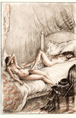Erotic Art - Erotica - Collection Paul-Émile Bécat 18/24
