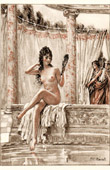 Erotic Art - Erotica - Collection Paul-Émile Bécat 23/24