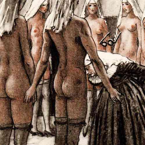 Hbsche nackte Frauen auf Aktfotos kostenlos