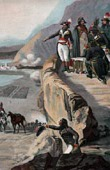 Austrian Army vs French Army - General Saint-Hilaire - Italy - Battle of Zucarello - French Revolutionary Wars - 1795