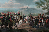 Austrian Army vs French Army - Death of the General Causse - Italy - Battle of Dego - French Revolutionary Wars - 1796