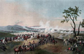 Austrian Army vs French Army - Italy - Battle of Castiglionne - Napoleon - French Revolutionary Wars - 1796