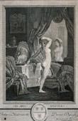 Female Nude - Eroticism - Les Appas Multipli�s - Mademoiselle Duruel Dufayel