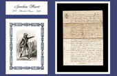 Historical Document - The Hundred Days of Napoleon - 1815 - Death of Joachim Murat