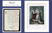 Historical Document - Reign of Napoleon Bonaparte - Consulate - 1803 - The Louisiana Purchase
