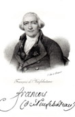 Portrait of Nicolas Fran�ois de Neufch�teau (1750-1828) - French Poet