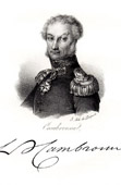 Portrait of Pierre Cambronne (1770-1842) - General of Napoleon