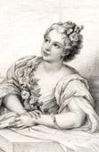 Portrait of Marie Victoire de Noailles (1688-1766)