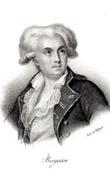 Portrait of Nicolas Bergasse (1750-1832) - French Politician