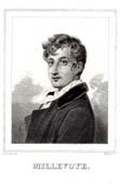 Portrait of Charles Hubert Millevoye (1782-1816) - French Poet