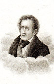 Portrait of Chateaubriand (1768-1848) - French Author and Politician
