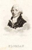 Retrato de Jean-Pierre Claris de Florian (1755-1794) - Poeta y Fabulista Franc�s