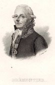 Portrait of Nicolas Brémontier (1738-1809) - French Engineer