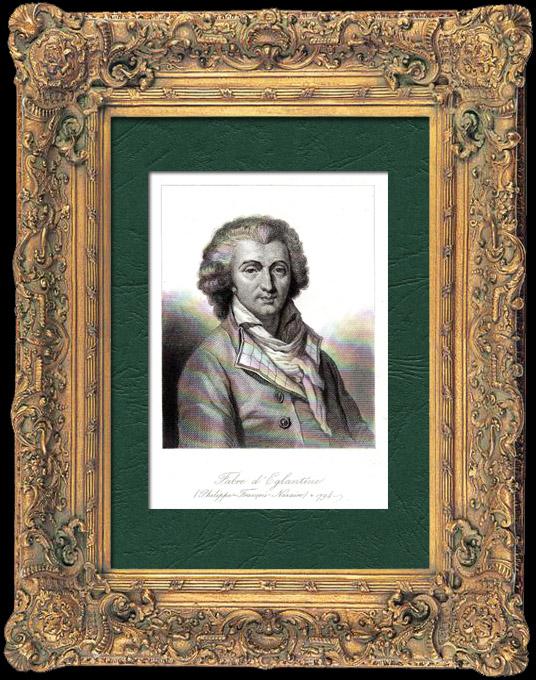 Gravures anciennes gravures de guillotine - Bureau des hypotheques de paris ...