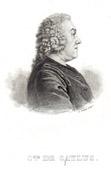 Portrait of Anne Claude de Caylus (1692-1765)