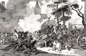 Austrian and British Armies vs French Army - French Revolutionary Wars - Battle of Tourcoing (1794)