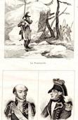 Portraits of Catherine Dominique de P�rignon (1754-1818) - Jacques Fran�ois Dugommier (1738-1794)
