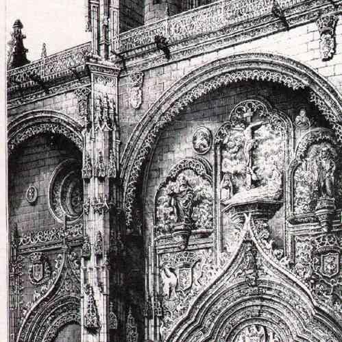 Grabados Antiguos Salamanca Espa A Vista De La