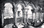 Salamanca (Spain) - View of Claustro de Nuestra Señora de la Vega - Castile and León